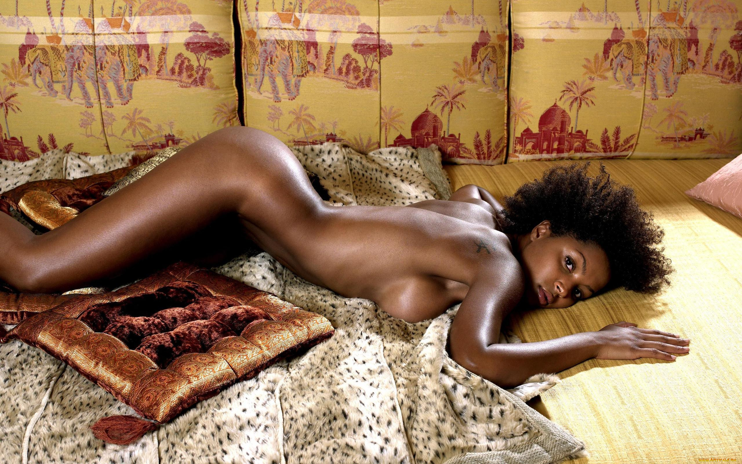 Sexy chocolate trinidadian girls